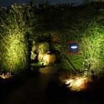 リストランテ プリマヴェーラ - 植栽のアーチ