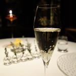 リストランテ プリマヴェーラ - スパークリングワイン