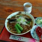長寿庵 - 料理写真:にしんそば(850円)。おいすぃ~です。