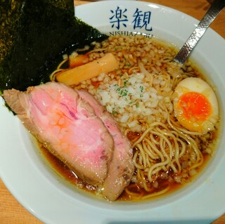 楽観 NISHIAZABU GOLD