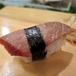 入船寿司 - 大トロ炙り