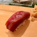 入船寿司 - ヅケ