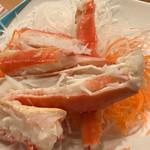 入船寿司 - 蟹