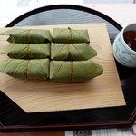 6009939 - 柿の葉寿司6個700円