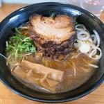 ボニート・ボニート - 正油あらびき煮豚めん1,450円