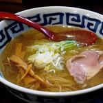 蔵木 - 料理写真:にぼし中華そば