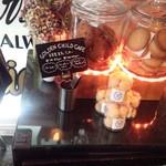 ゴルチャ Golden child cafe - 焼き菓子