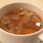ゴロンドリーナ - 具沢山のスープ