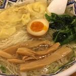 60095563 - 海老ワンタン麺