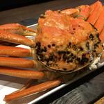 う越貞 - 間人の蟹 1.4k