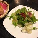 シャンパン食堂の洋食屋さん - ランチ 前菜