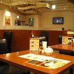 Cafe Sanbankan - 禁煙フロア