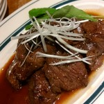 肉バル キャプテン・バーベキュー - 牛ハラミ
