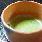 大徳寺一久 - 濃茶