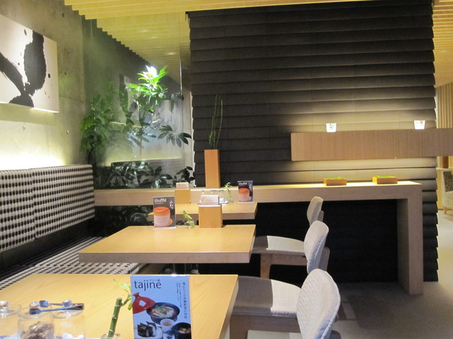 黒船 自由が丘本店 - 2階のカフェ