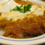 かつや - カツ丼 竹 120gロース