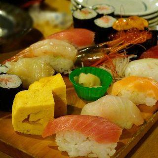 松ちゃん - にぎり寿司【松】2.180円
