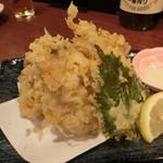 60103055 - 牡蠣の天ぷら700円+税