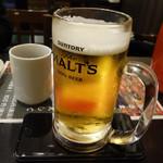 宇奈とと - Beer on the iPhone