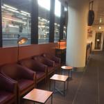 スターバックス コーヒー - テラス席
