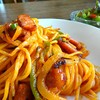 花菜cafe - 料理写真:ナポリタン