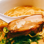 60106203 - 何が甘いかってスープもですがこの角煮のようなチャーシュー様ww