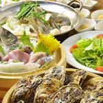山魚なでしこ - 宴会イメージ