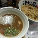 つけ麺 津気屋 - 煮干つけ麺2016.12.13