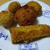 コロッケのマルヤ - 料理写真:コロッケ5個