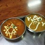 インド料理 ビシュヌ - 可愛いです!