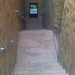 カフェ ラウンジ Theory - 店舗の地下1階への入口