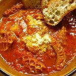 エノテカサイトウ - トリッパのトマト煮