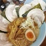 60110439 - ダブルチャーシュー麺¥1,000&ライス¥150