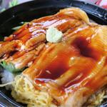 さんとり茶屋 - 穴子丼1,730円
