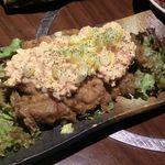 鶏家 六角鶏 - 「自家製タルタルソースのチキン南蛮 」 2016.10.25