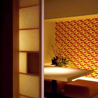◆和モダンな個室で、喧騒を忘れてゆっくりと至福のひと時を◇