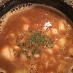 みつ星製麺所 - カレーつけ麺☆★★☆特盛 スープ