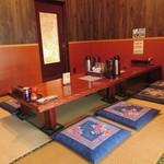 麺や 千成 - お座敷席