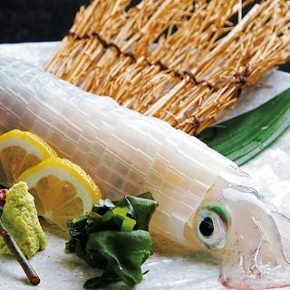 新鮮なお魚をリーズナブルに楽しめる!