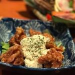 旬魚菜 ひだまり - チキン南蛮♪