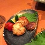 旬魚菜 ひだまり - 白子醤油焼き♪