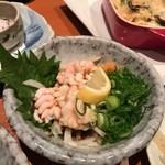 旬魚菜 ひだまり - 白子ポン酢♪