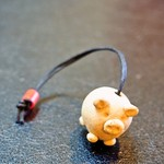 そ!これこれ 豚肉屋 - 復活した「ありが豚クン」