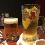 甘太郎 - 生ビールとBIGハイボール