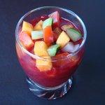 6012704 - 野菜のフルーツゼリー