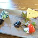 紅葉 - 前菜