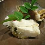 れんげ草 - 前菜(反対側)