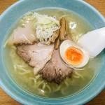 一生懸麺 とっかりⅡ - 塩ラーメン700円
