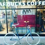 スターバックスコーヒー - 2016/12 オープン初日の昼間撮影