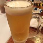 芝大門 夏冬 - 2016.12.14  生ビール〜キンキンです‼️